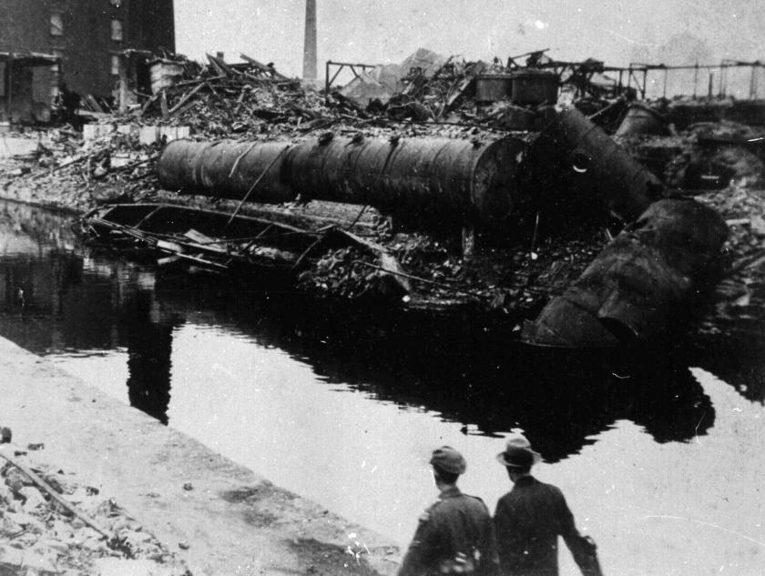 Ashton Under Lyne munitions disaster