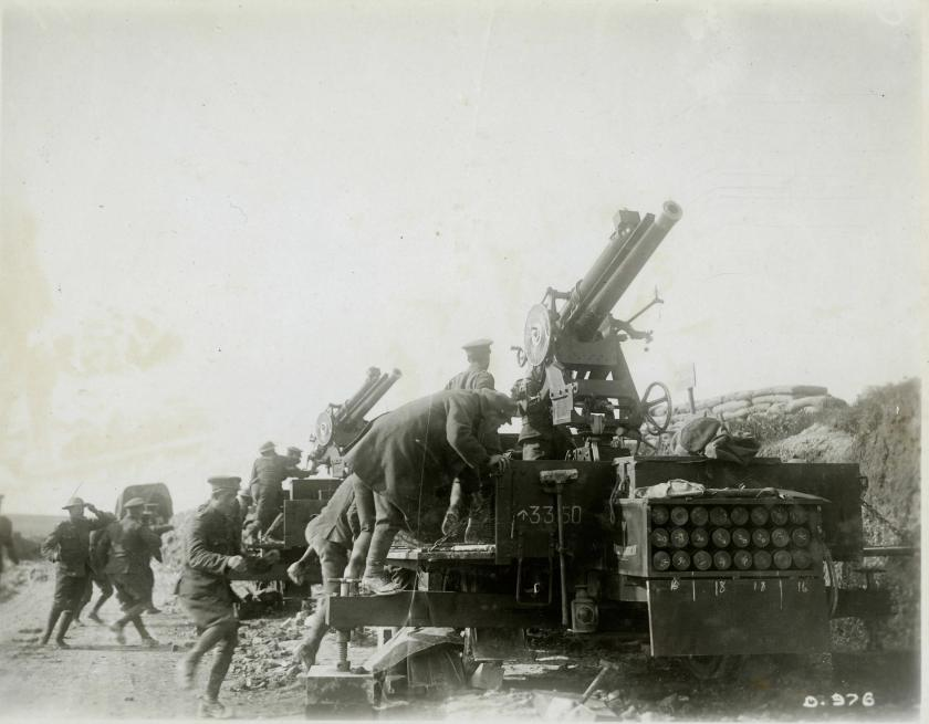 eo-0976 Anti-Aircraft Guns