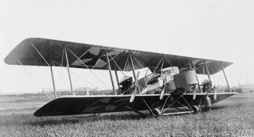 IMW (Q 66433) Siemens-Forsman four-engined heavy bomber