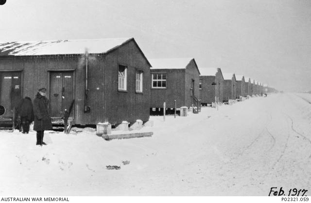 AWM P02321.059 Lark Hill Camp (1917)